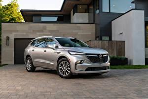 Фото Buick Серая Металлик Enclave Avenir, 2021 Автомобили