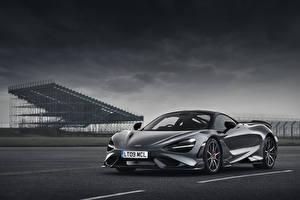 Фото McLaren Серый Металлик 2020-21 765LT машина