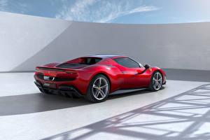 Фото Ferrari Красный Металлик 296 GTB (F171), 2022 авто