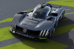 Картинка Peugeot Черные Металлик 9X8, 2022 Автомобили