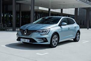 Фото Renault Серебряный Металлик Megane E-TECH Plug-in Hybrid, (Worldwide), 2021 авто