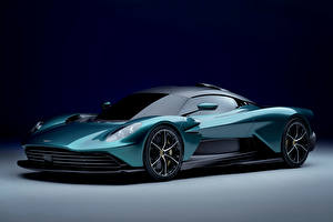 Фото Астон мартин Зеленый Металлик Valhalla, (Worldwide), 2021 Автомобили