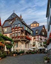 Фотографии Германия Дома Улиц Дизайн Beilstein