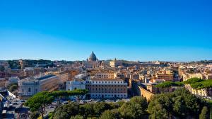 Фото Италия Рим Здания