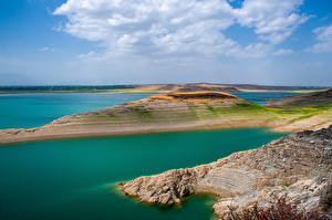 Фотографии Озеро Облака Kirov Reservoir, Kyrgyzstan