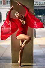 Фотография Ноги Платья Танцуют Девушки