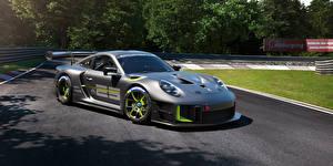 Картинка Porsche Серые 911 GT2 RS Clubsport 25 (991), 2022