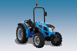 Обои Трактор Синие Landini 2-050 GE, 2016 --