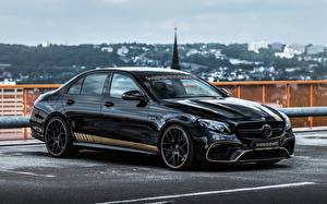 Фото Mercedes-Benz Черный Металлик 2021 Manhart ER 800 Автомобили